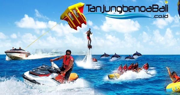 Permainan Watersport Tanjung Benoa Bali