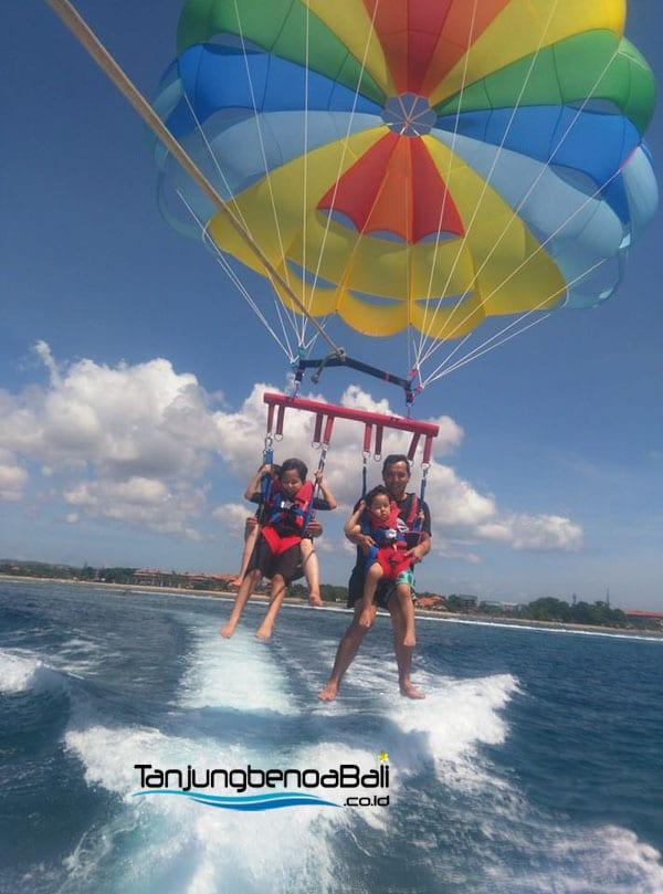 Parasailing Adventure Tanjung Benoa